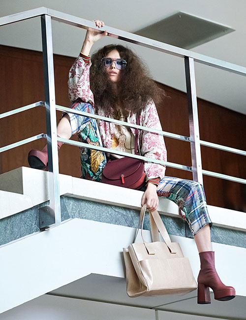 Frankie for Ostwald Bags